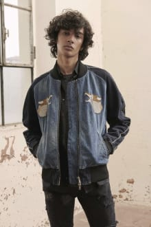DIESEL BLACK GOLD 2019SS Pre-Collectionコレクション 画像39/62