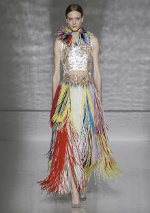 GIVENCHY 2019SS Couture パリコレクション 画像22/42