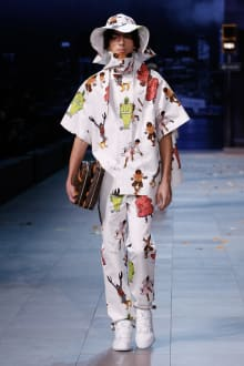 LOUIS VUITTON -Men's- 2019-20AW パリコレクション 画像42/65