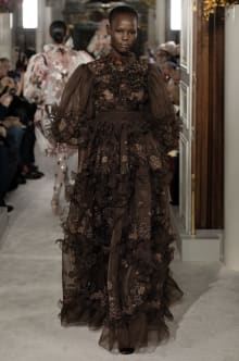 VALENTINO 2019SS Couture パリコレクション 画像15/73