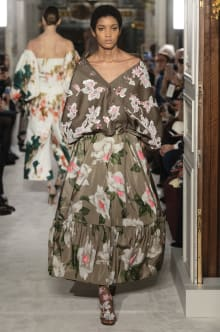 VALENTINO 2019SS Couture パリコレクション 画像18/73