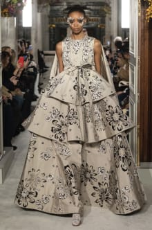 VALENTINO 2019SS Couture パリコレクション 画像20/73