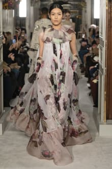 VALENTINO 2019SS Couture パリコレクション 画像22/73
