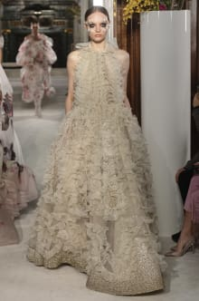 VALENTINO 2019SS Couture パリコレクション 画像23/73