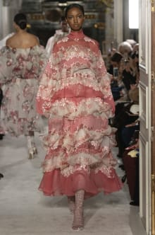 VALENTINO 2019SS Couture パリコレクション 画像25/73