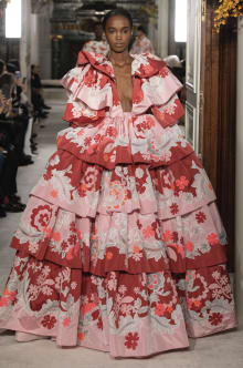 VALENTINO 2019SS Couture パリコレクション 画像27/73