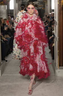 VALENTINO 2019SS Couture パリコレクション 画像35/73