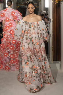 VALENTINO 2019SS Couture パリコレクション 画像37/73