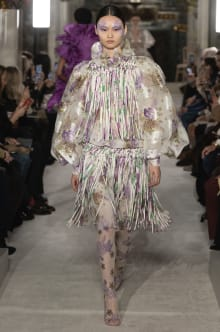 VALENTINO 2019SS Couture パリコレクション 画像46/73