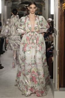 VALENTINO 2019SS Couture パリコレクション 画像48/73