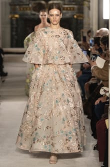 VALENTINO 2019SS Couture パリコレクション 画像52/73