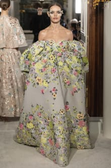 VALENTINO 2019SS Couture パリコレクション 画像54/73
