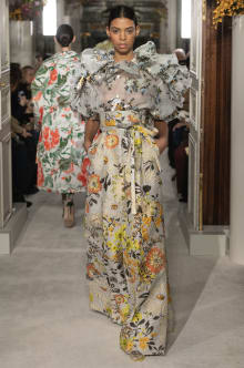VALENTINO 2019SS Couture パリコレクション 画像58/73