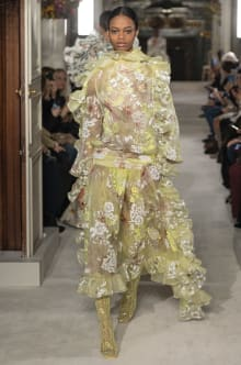 VALENTINO 2019SS Couture パリコレクション 画像59/73