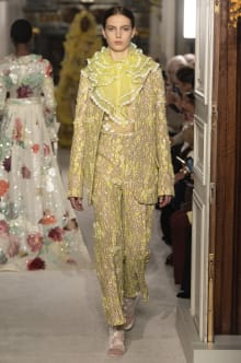 VALENTINO 2019SS Couture パリコレクション 画像61/73