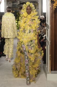 VALENTINO 2019SS Couture パリコレクション 画像62/73