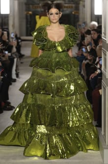 VALENTINO 2019SS Couture パリコレクション 画像63/73