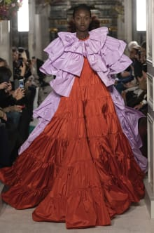 VALENTINO 2019SS Couture パリコレクション 画像71/73