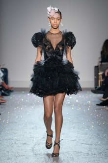 Giambattista Valli 2019SS Couture パリコレクション 画像16/54