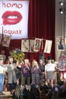 Vivienne Westwood 2019-20AW ロンドンコレクション 画像83/87