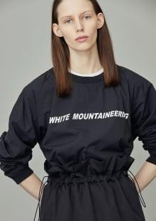 White Mountaineering -Women's- 2019-20AWコレクション 画像16/24
