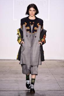 Fashion Hong Kong 2019-20AW ニューヨークコレクション 画像2/43