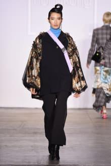 Fashion Hong Kong 2019-20AW ニューヨークコレクション 画像33/43
