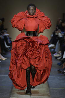 Alexander McQueen 2019-20AW パリコレクション 画像41/41
