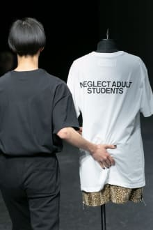 NEGLECT ADULT PATiENTS 2019-20AW 東京コレクション 画像16/64