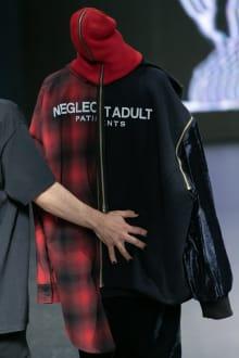 NEGLECT ADULT PATiENTS 2019-20AW 東京コレクション 画像49/64