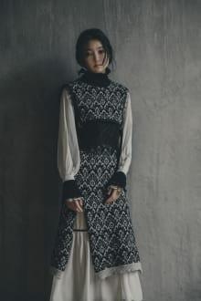 YUKI SHIMANE 2019-20AWコレクション 画像3/20