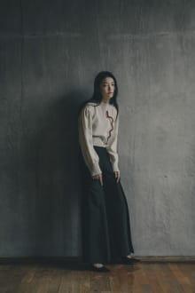 YUKI SHIMANE 2019-20AWコレクション 画像6/20
