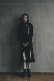 YUKI SHIMANE 2019-20AWコレクション 画像15/20