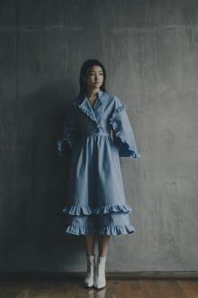 YUKI SHIMANE 2019-20AWコレクション 画像17/20