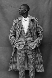 Alexander McQueen -Men's- 2019-20AWコレクション 画像2/38