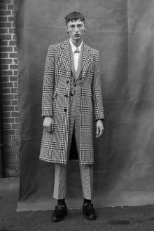 Alexander McQueen -Men's- 2019-20AWコレクション 画像4/38