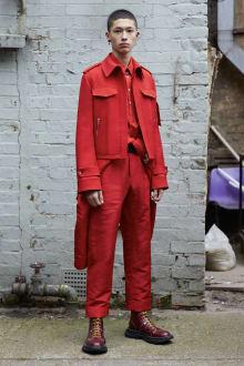 Alexander McQueen -Men's- 2019-20AWコレクション 画像24/38