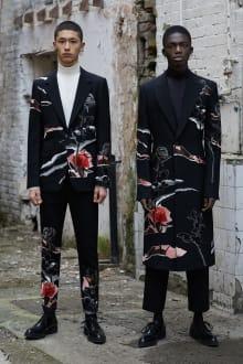 Alexander McQueen -Men's- 2019-20AWコレクション 画像34/38