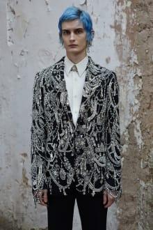 Alexander McQueen -Men's- 2019-20AWコレクション 画像37/38