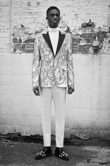 Alexander McQueen -Men's- 2019-20AWコレクション 画像38/38