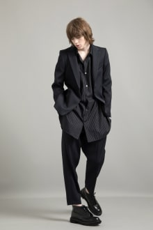 Robes & Confections HOMME 2019-20AWコレクション 画像3/18