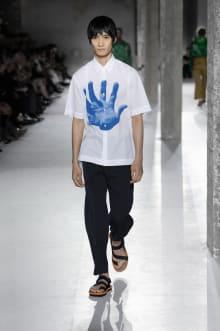 DRIES VAN NOTEN -Men's- 2019SS パリコレクション 画像19/54