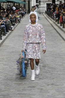 LOUIS VUITTON -Men's- 2020SS パリコレクション 画像15/58