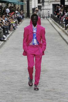 LOUIS VUITTON -Men's- 2020SS パリコレクション 画像21/58