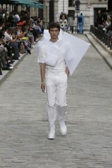 LOUIS VUITTON -Men's- 2020SS パリコレクション 画像43/58