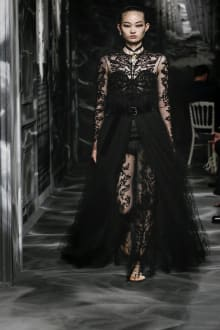 DIOR 2019-20AW Couture パリコレクション 画像6/65