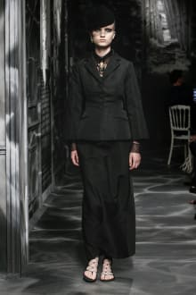 DIOR 2019-20AW Couture パリコレクション 画像18/65