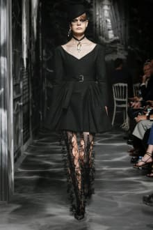DIOR 2019-20AW Couture パリコレクション 画像23/65