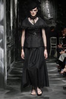 DIOR 2019-20AW Couture パリコレクション 画像24/65