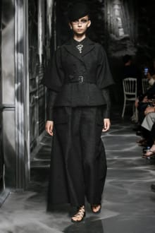 DIOR 2019-20AW Couture パリコレクション 画像27/65